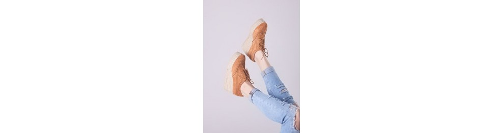 FLATFORMS OXFORDS